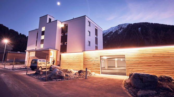 Unterkunft Appartement Feriensiedlung Solaria (Kurzurlaub), Davos,