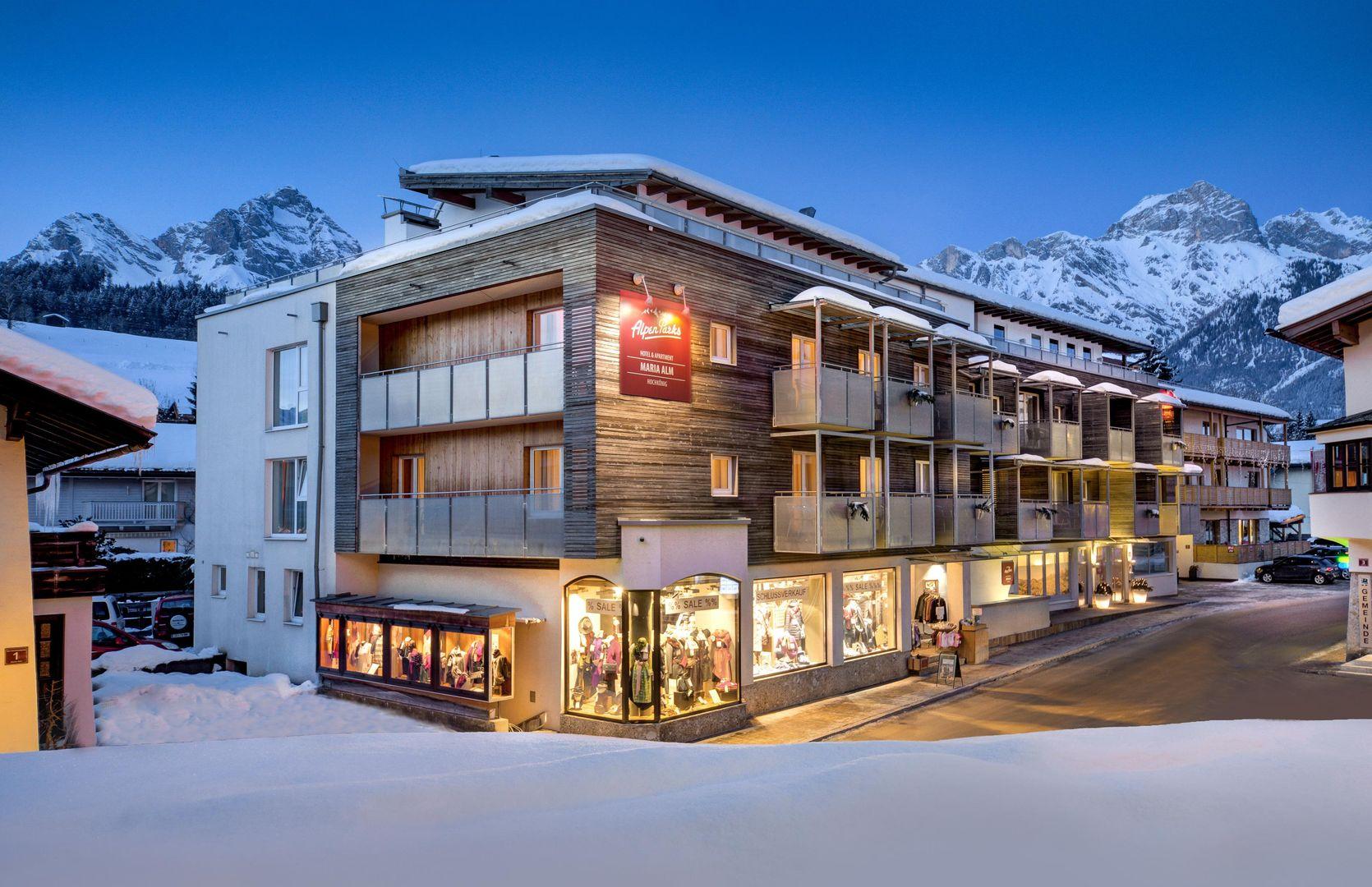 Slide1 - AlpenParks Hotel & Apartment Maria Alm