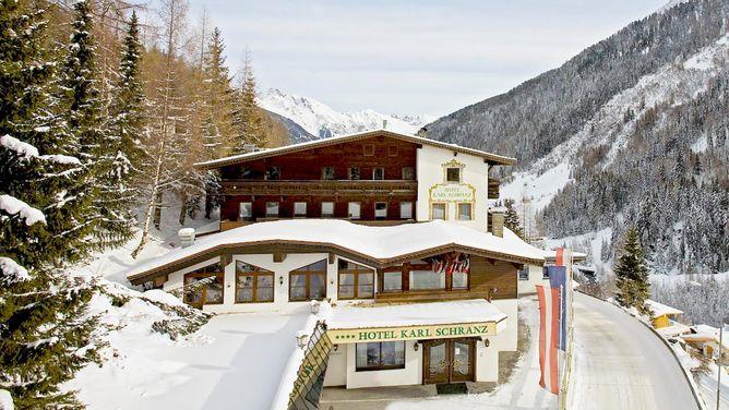 Unterkunft Hotel Karl Schranz, St. Anton,