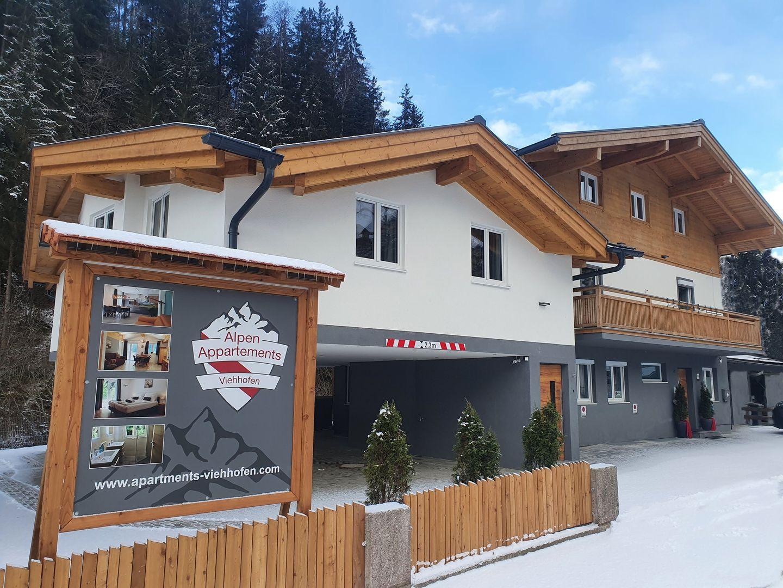 Alpen Apartments Viehhofen - Slide 1