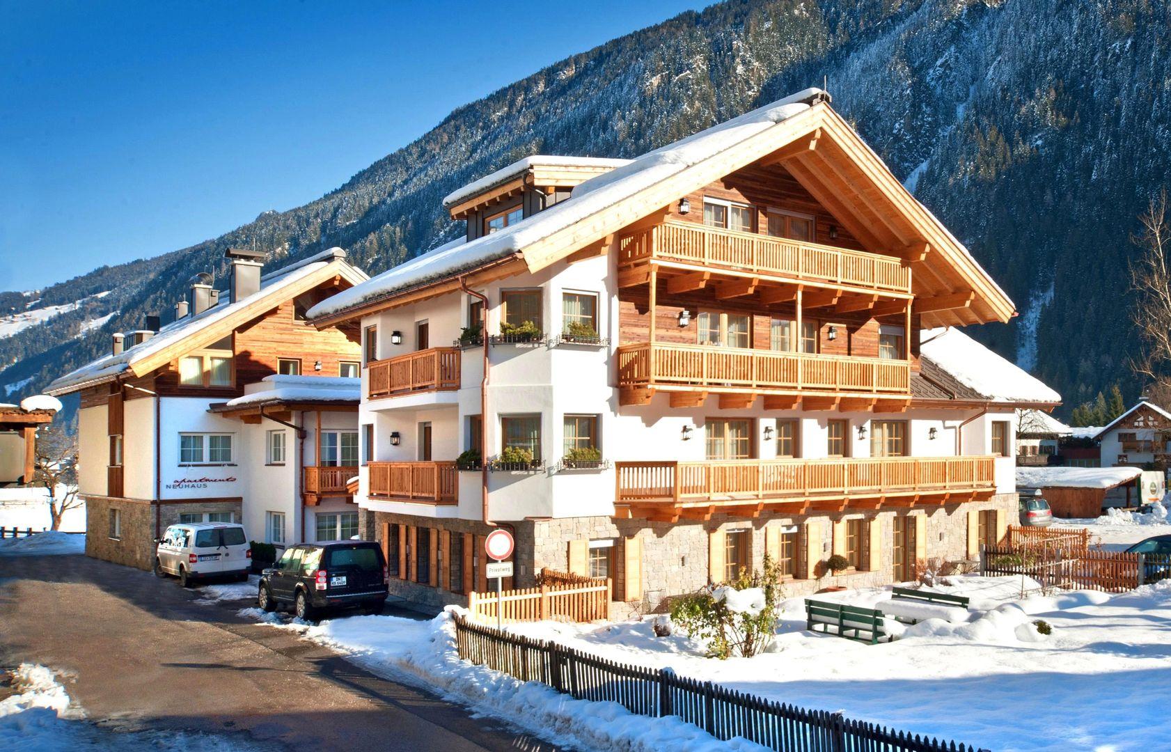 Oostenrijk - Hotel Appartementen Neuhaus