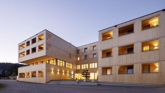 JUFA Hotel Laterns – Klangholzhus