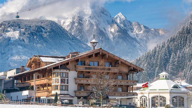 Unterkunft Elisabethhotel deluxe, Mayrhofen (Zillertal),