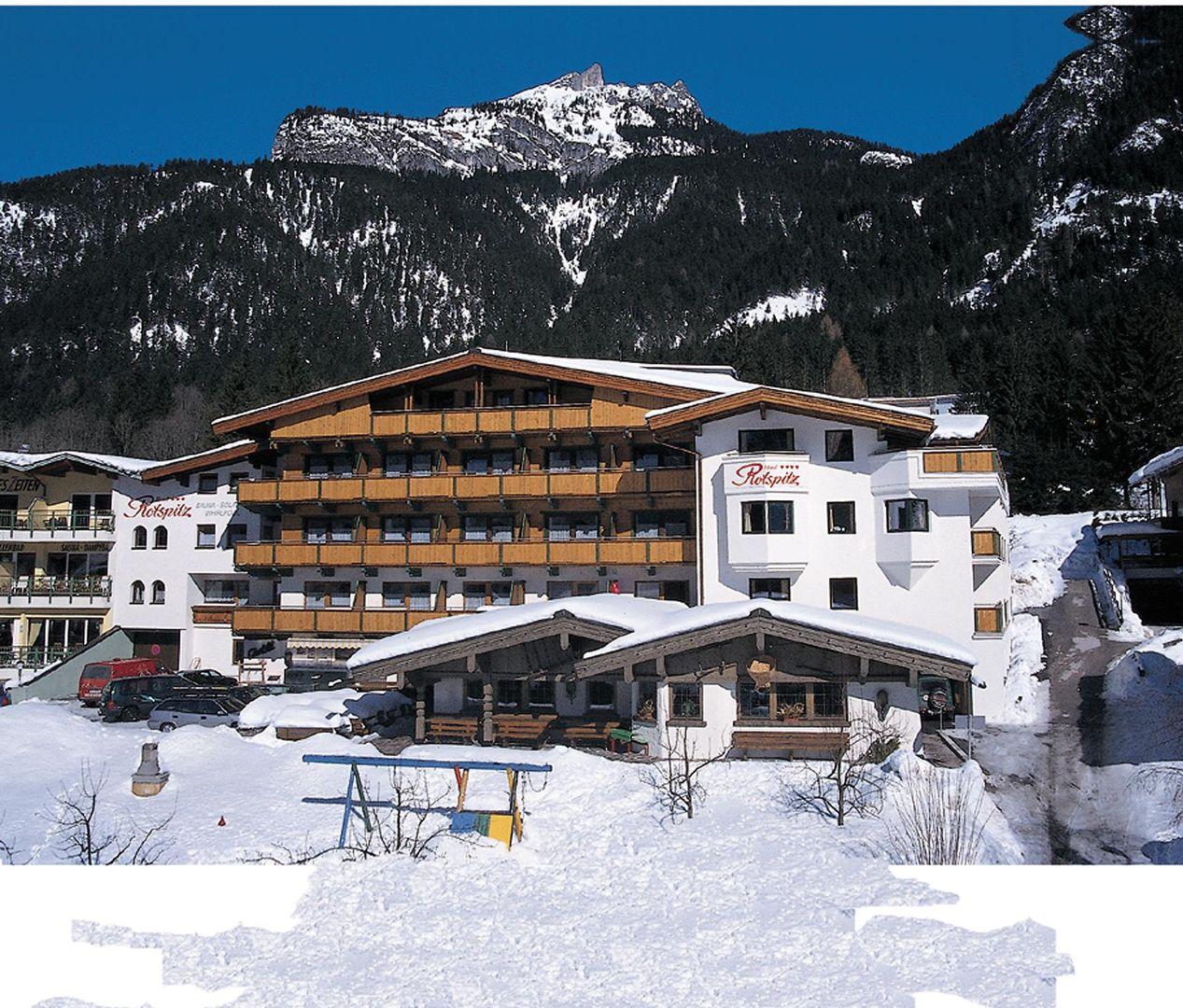 Family Hotel Rotspitz - Slide 1