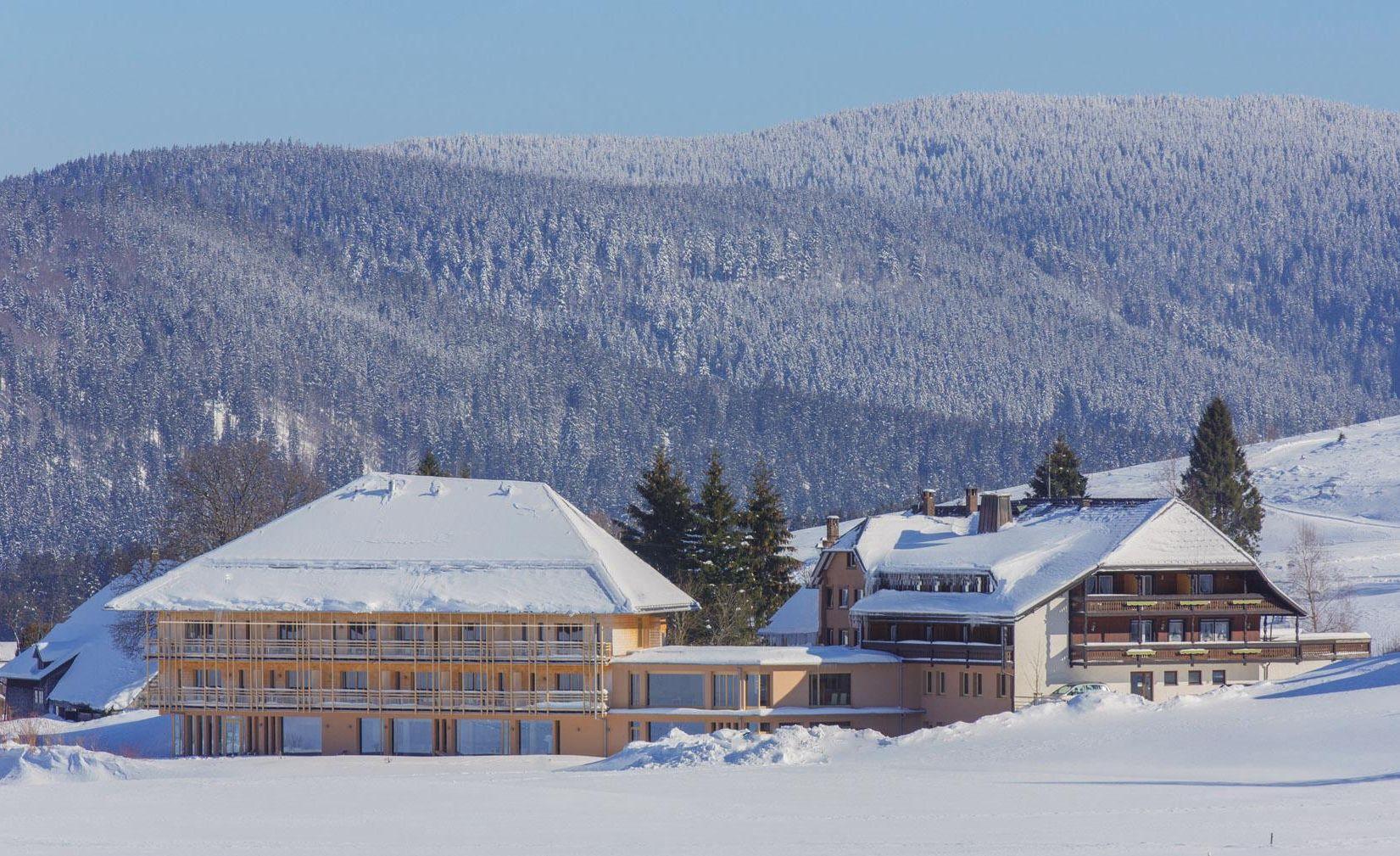 Meer info over Hotel Breggers Schwanen  bij Wintertrex