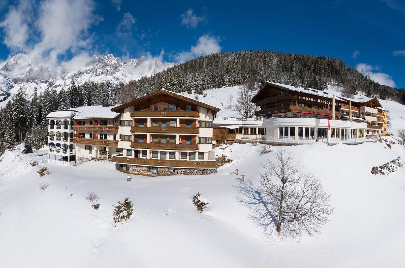 Meer info over Hotel Bergheimat  bij Wintertrex