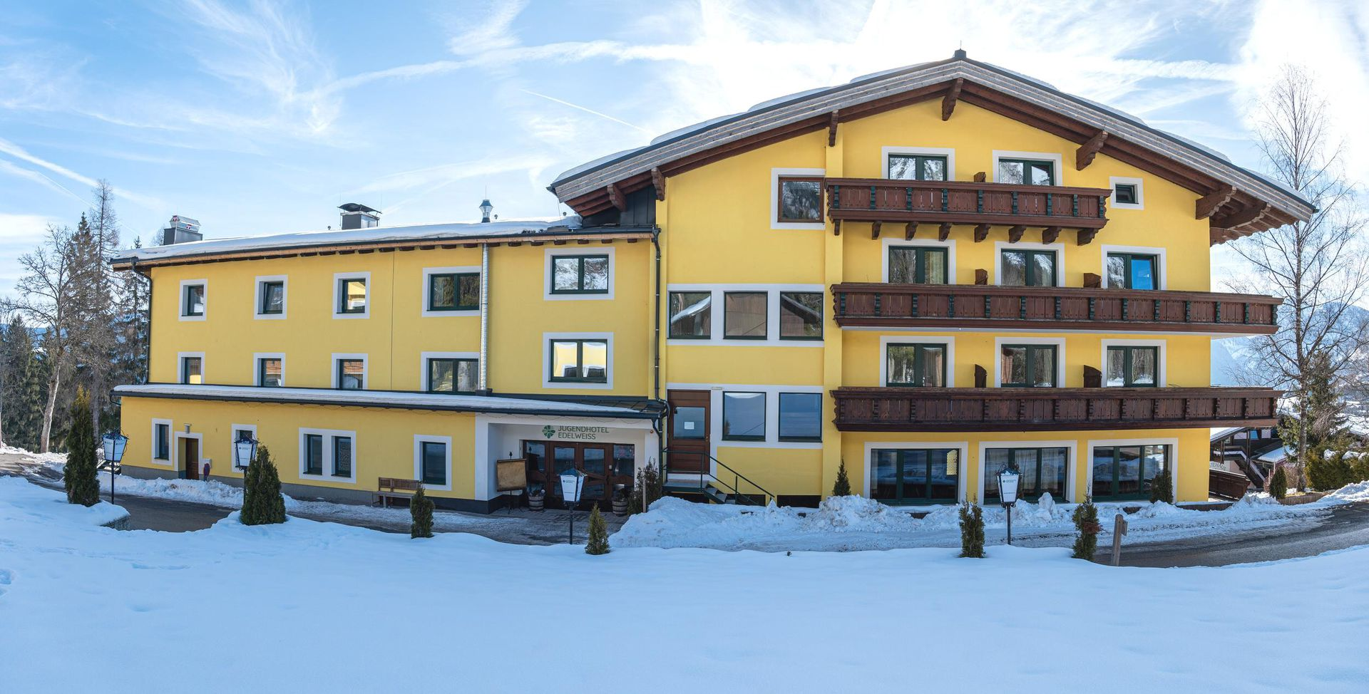 Ramsau am Dachstein - Mountain Hostel