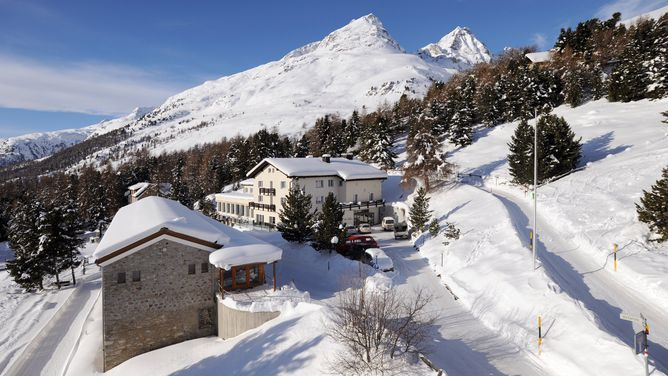 Unterkunft Hotel Randolins, St. Moritz,