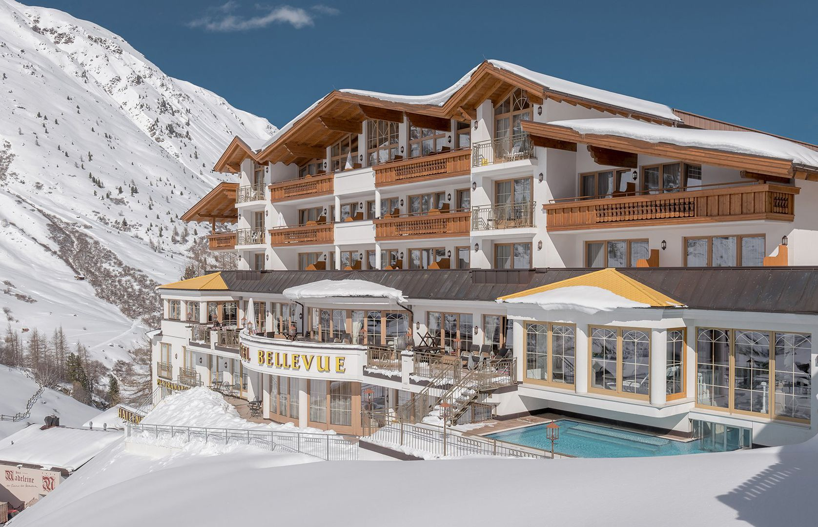 Slide1 - Hotel Austria & Bellevue