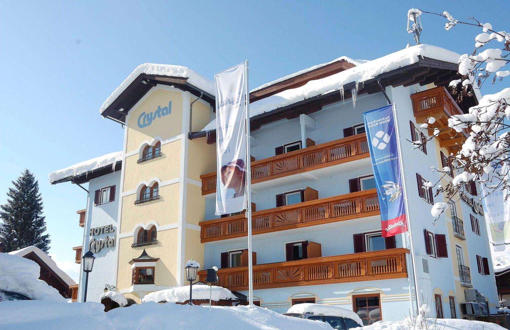 Hotel Crystal Das Alpe...