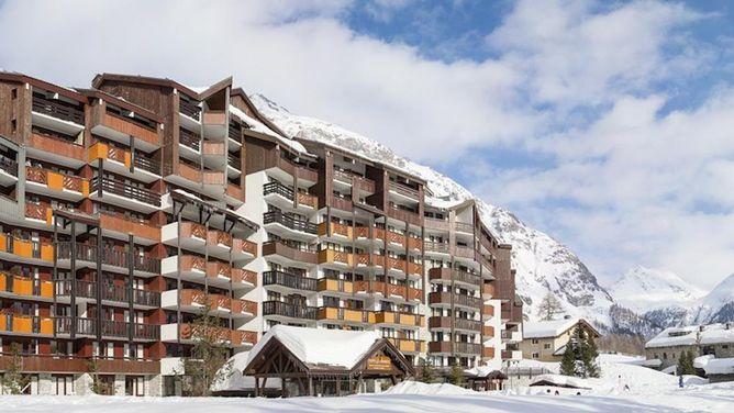 Unterkunft Résidence La Daille, Val d'Isère,