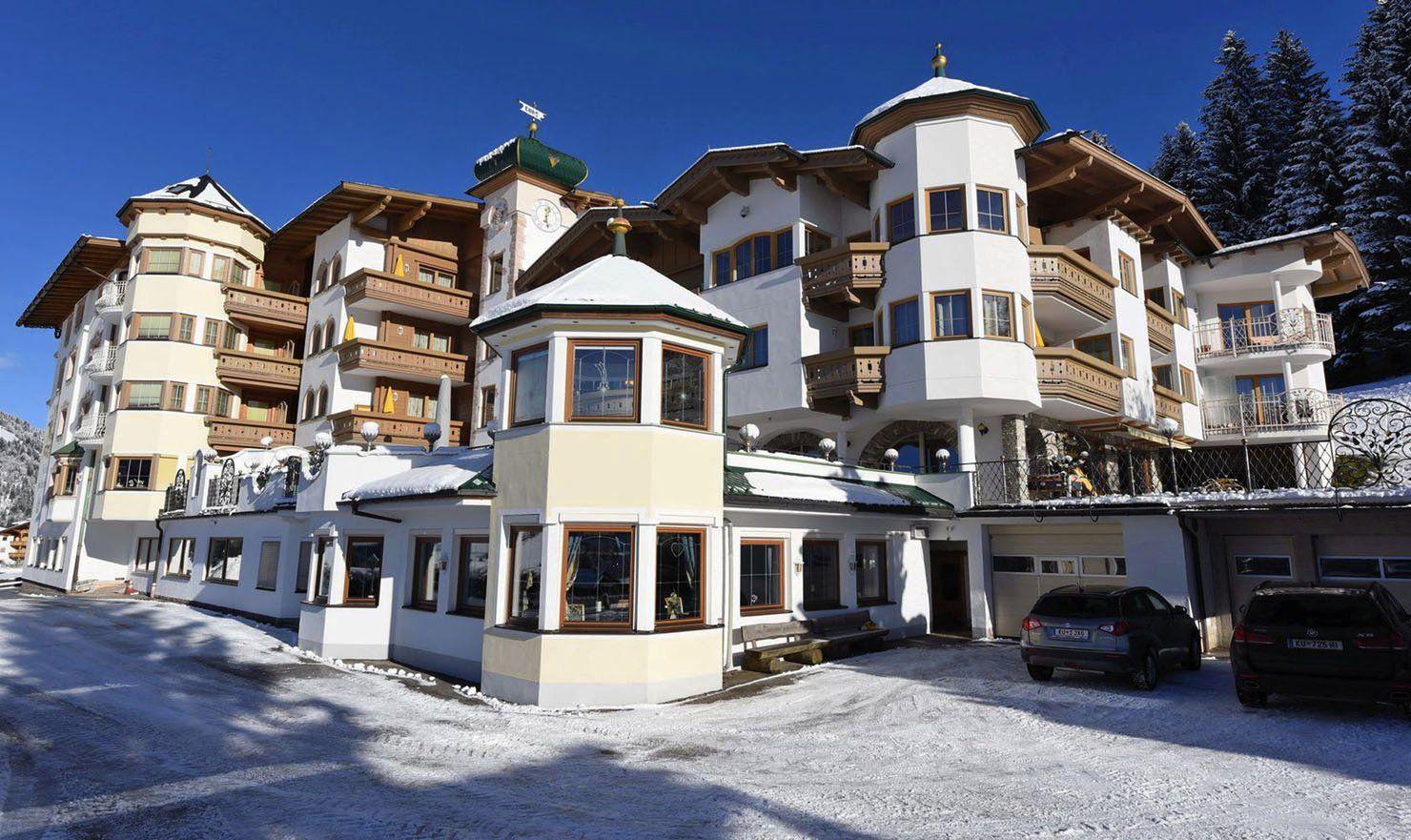 Meer info over Hotel Silberberger  bij Wintertrex