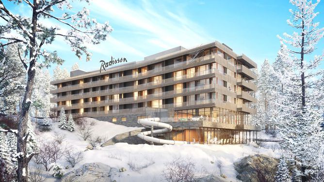 Radisson Hotel Szklarska Poreba