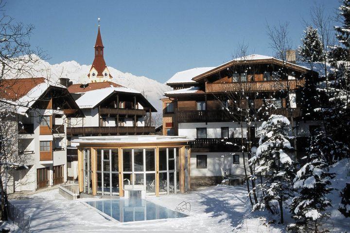 Accommodation : Hotel Bon Alpina, Igls | J2Ski