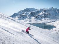 Skigebiet Val Cenis,