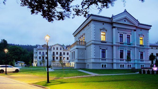 Hotel Cottonina Villa & Mineral SPA Resort