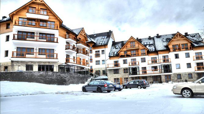 Unterkunft Cristal Resort, Schreiberhau,
