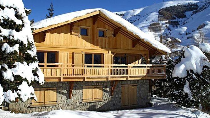 Unterkunft Chalet La Muzelle, Les 2 Alpes,