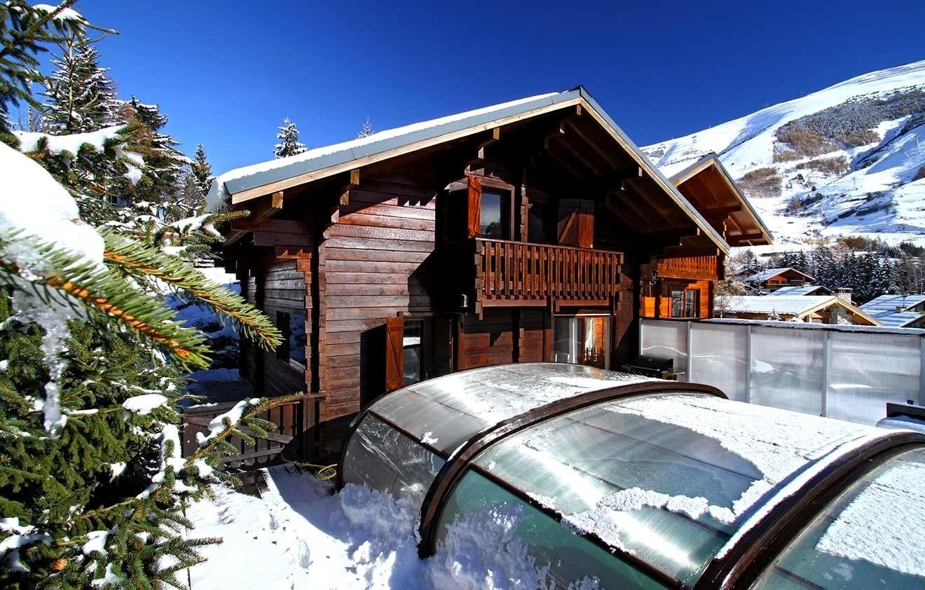 Meer info over Chalet Le Ponton  bij Wintertrex