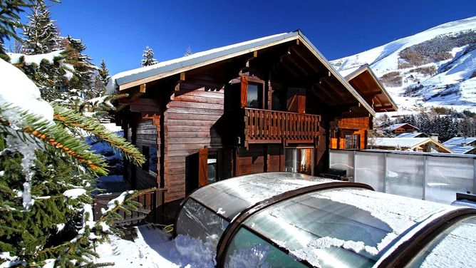 Unterkunft Chalet Le Ponton, Les 2 Alpes,
