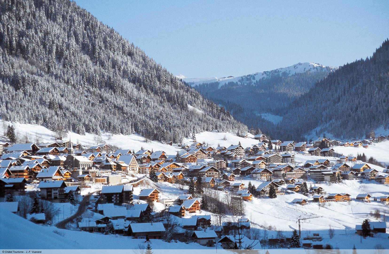 les residences chatel