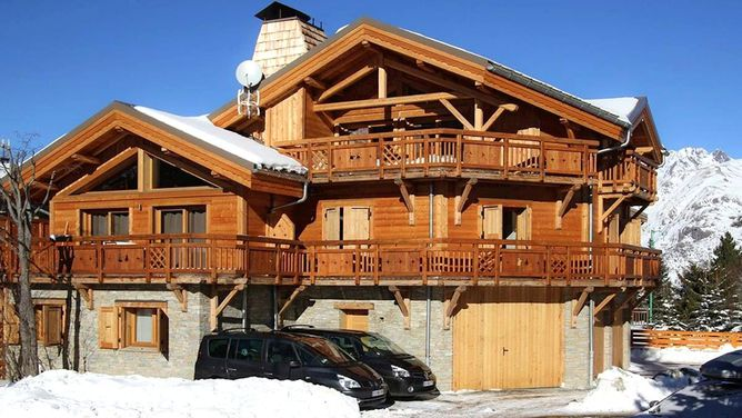 Unterkunft Chalet Levanna Occidentale, Les 2 Alpes,