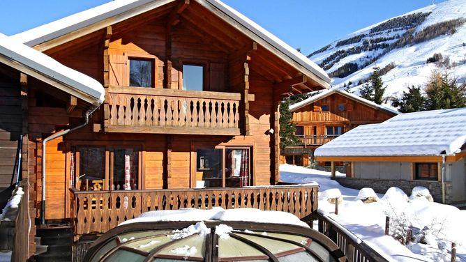 Unterkunft Chalet Soleil Levant, Les 2 Alpes,