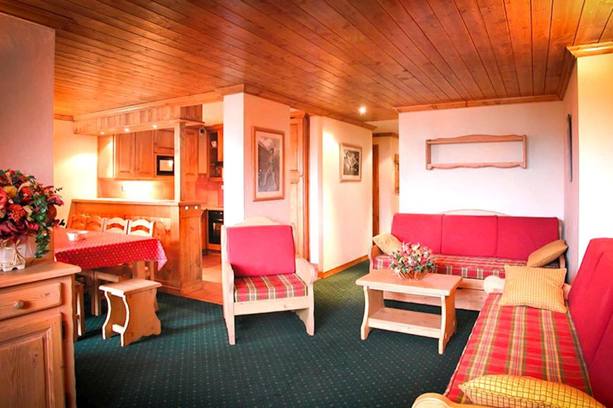 Résidence Alpina Lodge - Apartment - Les Deux Alpes
