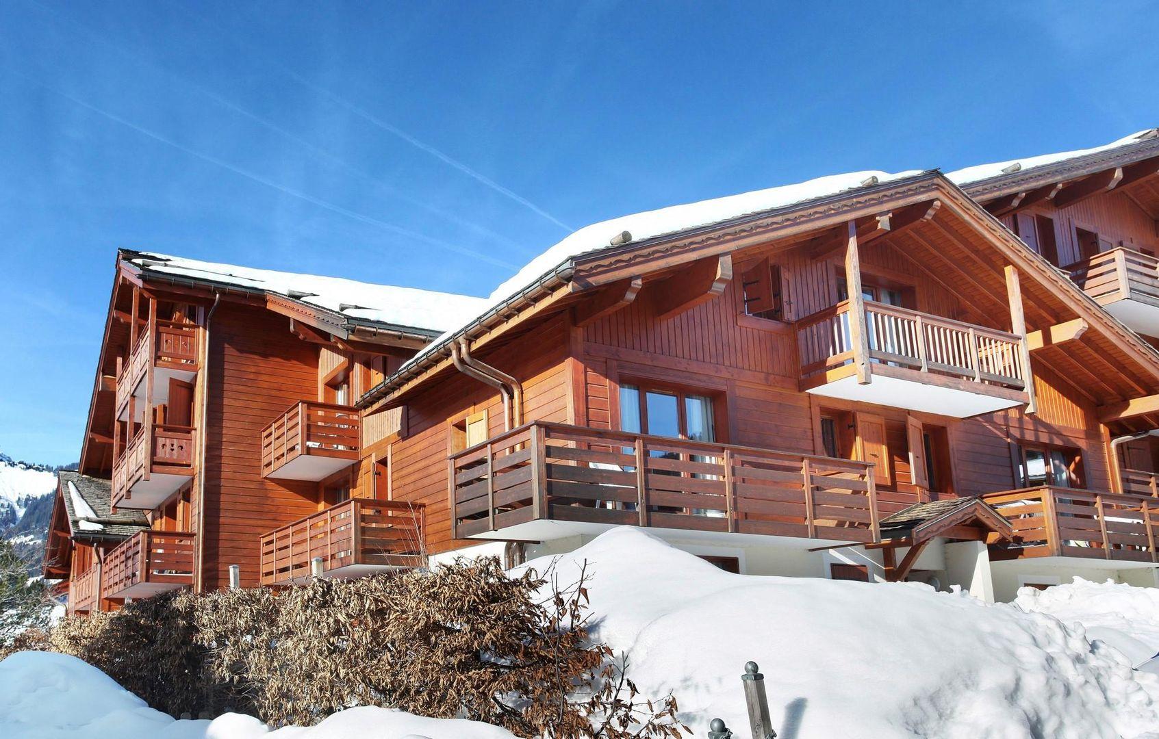 Meer info over Résidence Les Belles Roches  bij Wintertrex