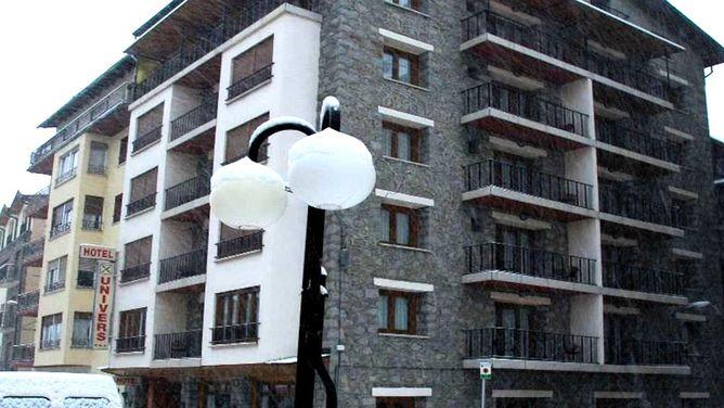 Hotel Univers (ÜF)