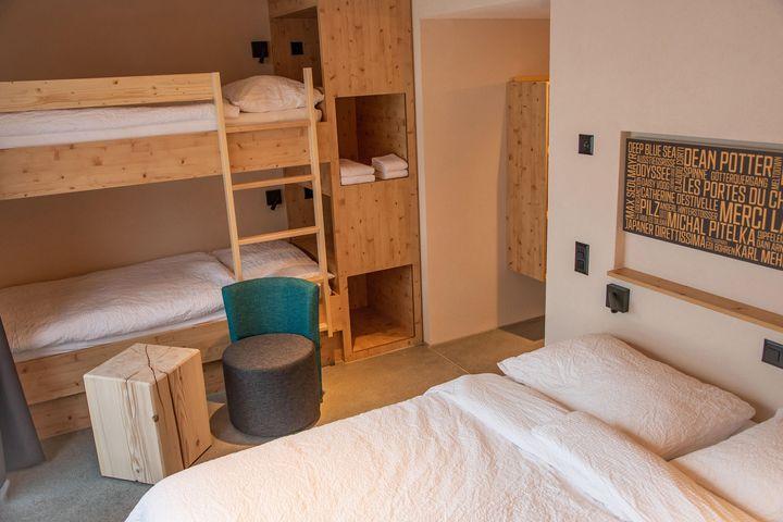 Doppelzimmer Du/WC (ca. 20 m²), HP