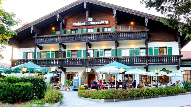 Hotel Landgasthof Schwarzberg