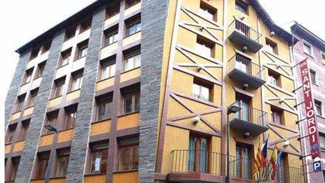 Hotel Sant Jordi (ÜF)