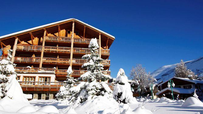 Unterkunft Résidence Le Cortina, Les 2 Alpes,