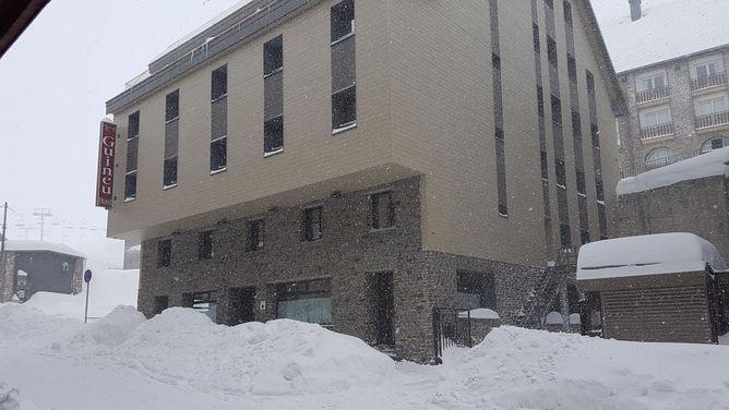 Unterkunft Hotel Guineu, Pas de la Casa,