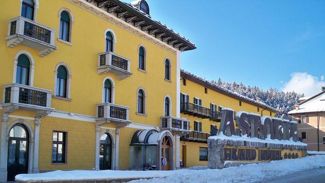 Unterkunft Grand Hotel Astoria , Lavarone,