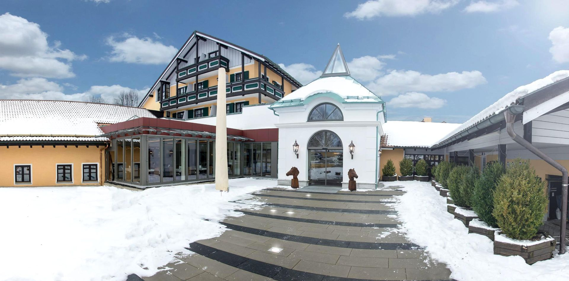 Meer info over Hotel Schmelmer Hof  bij Wintertrex