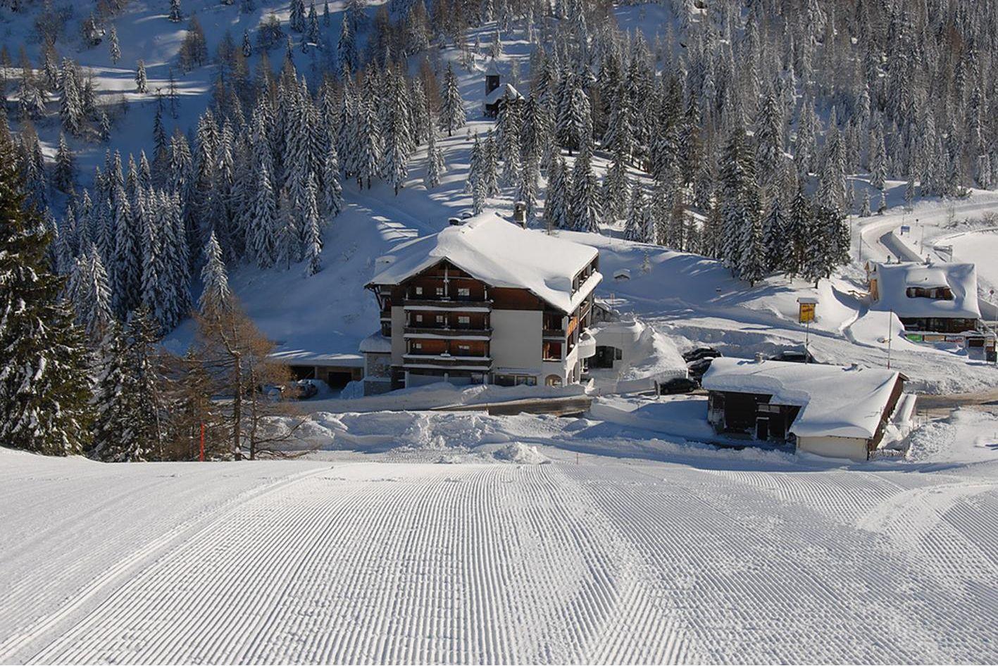 Hotel Berghof - Slide 1