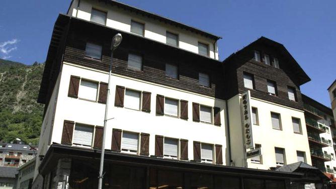 Hotel Oros, (OV)