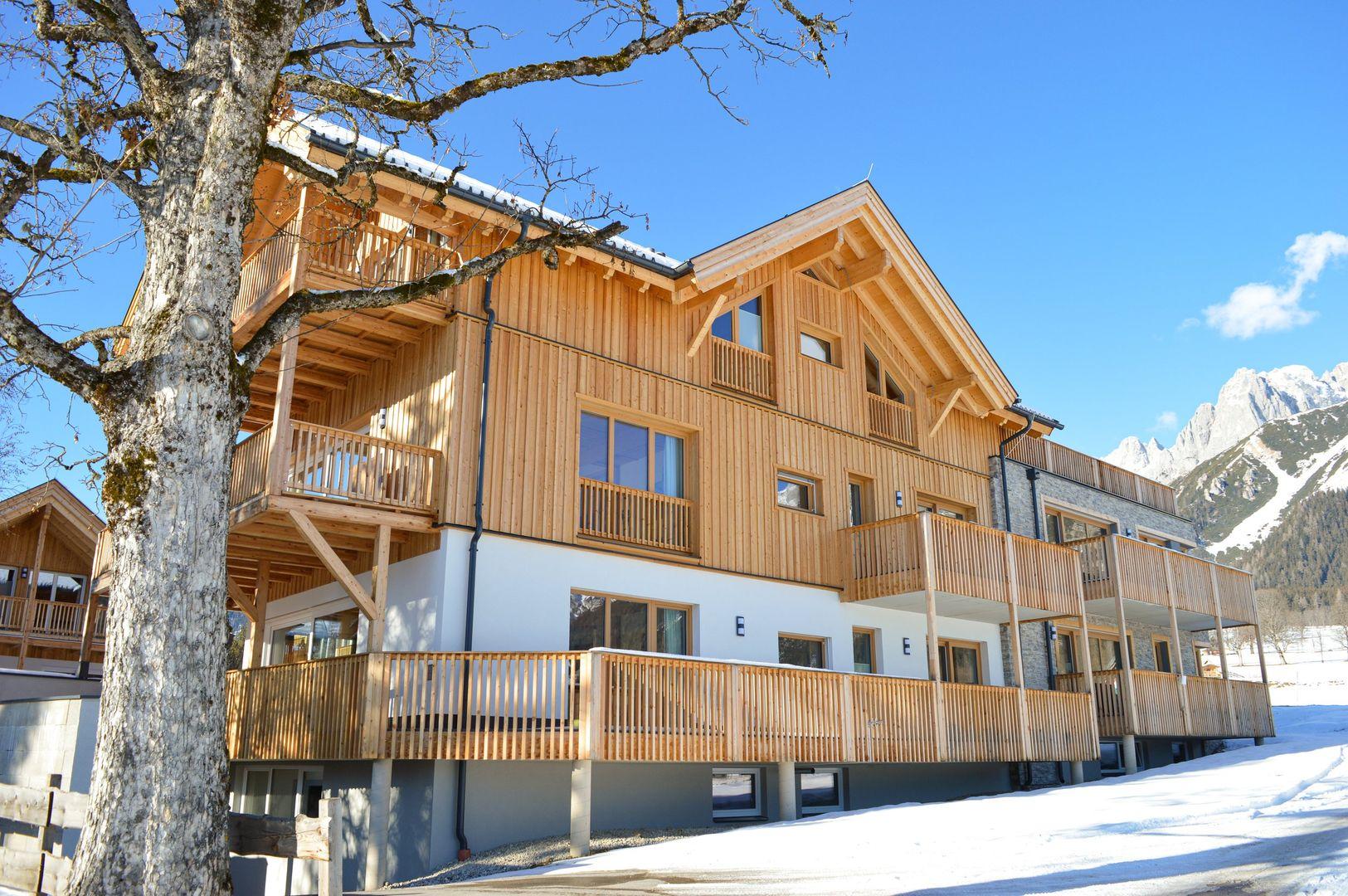 Meer info over Chalet Village Ramsau  bij Wintertrex