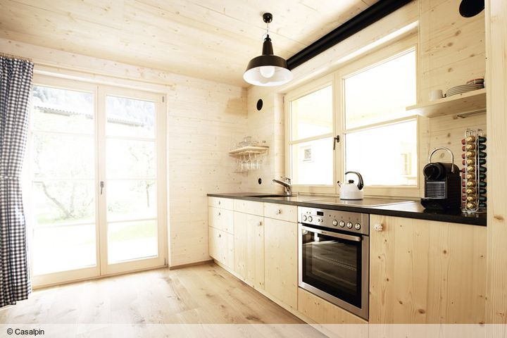 4-Pers.-Chalet (ca. 80 m²), OV