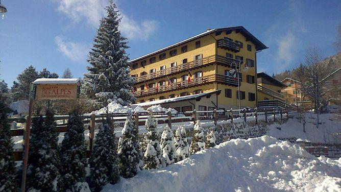 Unterkunft Hotel Des Alpes, Folgaria,