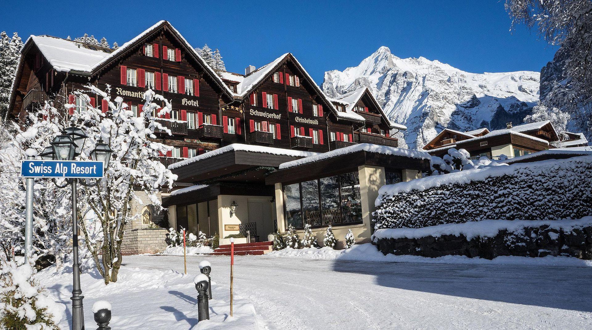 Romantik Hotel Schweiz...