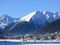 Skigebiet Davos,
