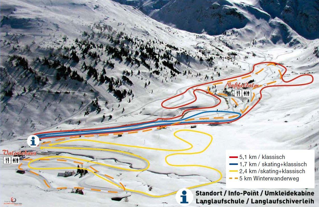 Langdskidakning Bad Gastein Lagenhet Och Ski Chalet Vid Pisten I