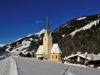 Skigebiet Hopfgarten im Defereggental,