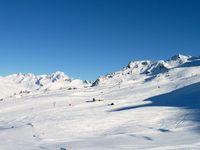 Skigebiet Les Arcs,