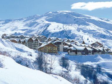 Aanbiedingen wintersport Valmeinier inclusief skipas