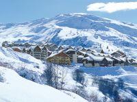 Skigebiet Valmeinier,