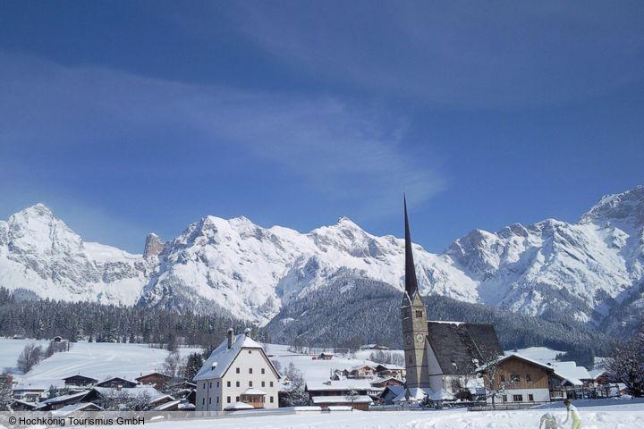 wintersport en aanbiedingen in Maria Alm